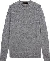 Jaeger Tape Tuck-stitch Sweater