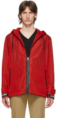 Burberry Red Compton Jacket