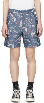Rag & Bone Indigo Jackson Shorts