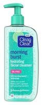 Clean & Clear Morning Burst® Hydrating Facial Cleanser - 8 Fl Oz