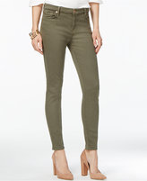 7 For All Mankind Fatigue Wash Skinny Jeans