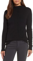 Nic+Zoe Women's Artisanal Crackle Jacquard Sweater