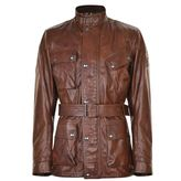 Belstaff Panther Leather Jacket