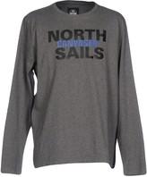 North Sails T-shirts - Item 12021127