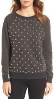 Rebecca Minkoff Women's Studded Sweatshirt