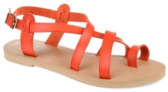 Journee Collection Lucca Sandal