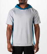 adidas Men's S1 Blocked Short-Sleeve Hoodie