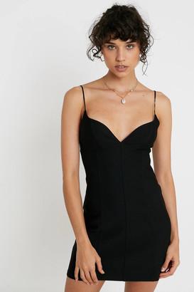 Urban Outfitters Ari Ponte Mini Dress