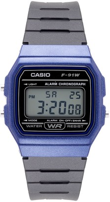 Casio Men's Classic Quartz Watch with Resin Strap