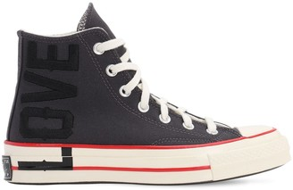 Converse Chuck 70 Love Fearlessly Hi-top Sneakers