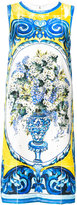 Dolce & Gabbana floral print dress - women - Silk - 38