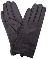 Condura NEW Soft Leather Gloves Black M/L
