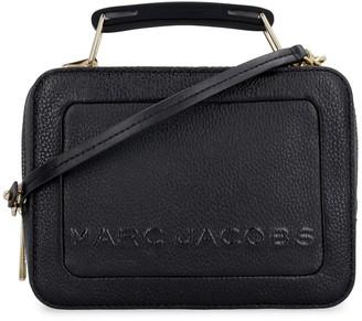 Marc Jacobs The Box 23 Leather Mini Crossbody Bag