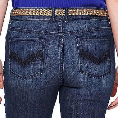 Liz Claiborne Secretly SlenderTM Bootcut Jeans