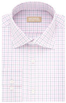 MICHAEL Michael Kors Regular-Fit Check Dress Shirt