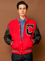 American Apparel Vintage Outstanding Senior Athlete Varsity Jacket