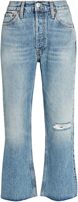 RE/DONE 90's High-Rise Loose Jeans