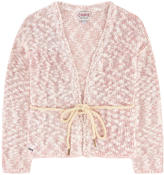 Chipie Cardigan with a belt