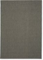 L.L. Bean Weatherwise Indoor/Outdoor Rugs, Charcoal