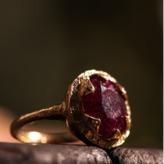 Logan Hollowell - Queen Ruby Ring 3968569923