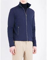 Ralph Lauren Purple Label Funnel-neck Shell Jacket