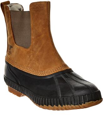 Sorel Cheyanne Ii Chelsea Waterproof Suede Boot