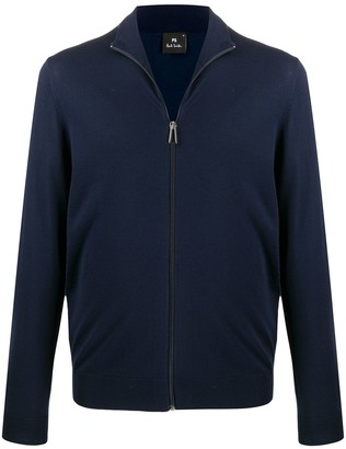 Paul Smith Zip Front Sweatshirt