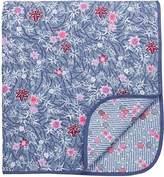 V&A Akimi beadspread 230X265cm blue