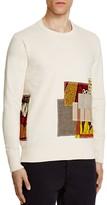 Junya Watanabe Merz b. Schwanen Patchwork Sweatshirt
