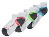 George 3 Pack Cushioned Sole Socks