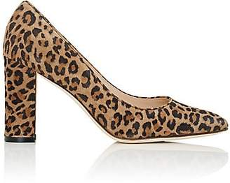 Manolo Blahnik Women's Tucciototo Pumps - Leopard Suede