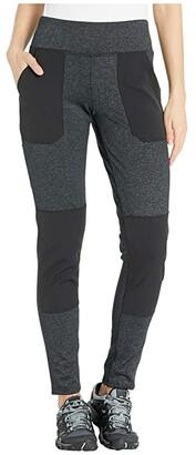Carhartt Force Utility Knit Pants (Black Heather) Women's Casual Pants