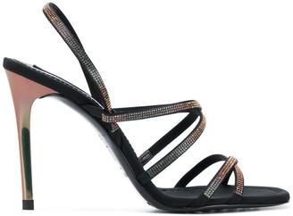 Pedro Garcia Rea embellished sandals