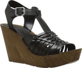 Kenneth Cole Reaction Women's Capellini Platform Wedge Sandal