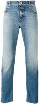 Closed stonewashed jeans - men - Cotton/Spandex/Elastane - 32