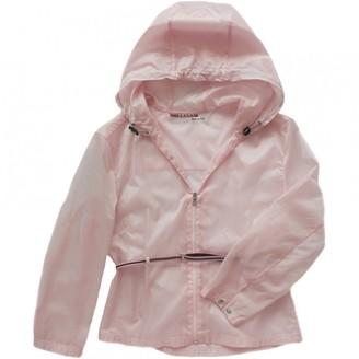 Prada Pink Trench Coat for Women
