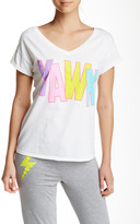 Junk Food Clothing Yawn Lounge Tee