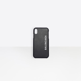 Balenciaga Cash iPhone X Case