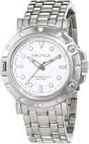 Nautica Women's NAD15524L NST 800 WOMEN'S Analog Display Quartz Watch