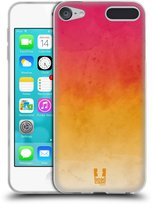 Head Case Designs Watercoloured Ombre Soft Gel Back Case Cover for