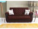 """Thumbnail for your product : Winston Porter Ambervale 67"""" Rolled Arm Sleeper"""