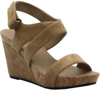 Bettye Muller Concept Trent Suede Wedge Sandal