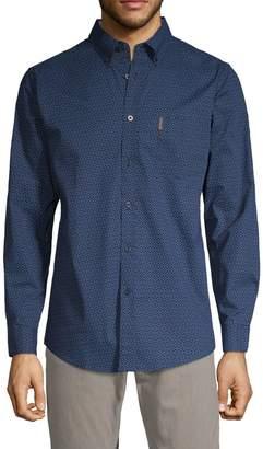 Ben Sherman Checker Dot Sport Shirt