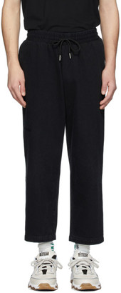 Han Kjobenhavn Black Denim Cropped Trousers