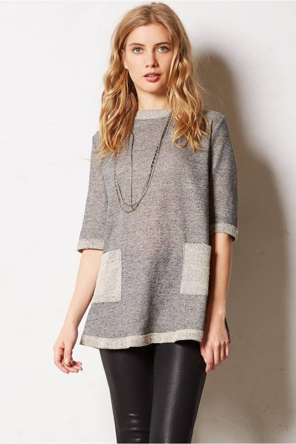 Anthropologie Eastview Tunic