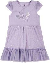 Petit Lem Believe In Magic Knit Nightgown, Purple, Size 5-6X