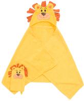 Kids Lion Towel And Mitt Set