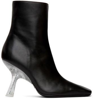 Simon Miller Black Foxy Boots