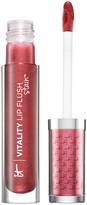 It Cosmetics Vitality Lip Flush Hydrating Serum Gloss Stain - Inspiring Red