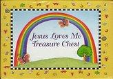 New Seasons Jesus Loves Me Treasure Chest